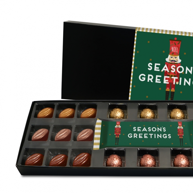 Winter Collection – Chocolate Selection Box – Chocolate Truffles